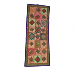 Beautiful Embroidery Patchwork Table runner/table Cloth