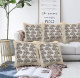 Floral Crochet Cushion Cover/Pillow Cover for Interior Decor