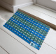 Modern Plastic Front Door Mat for Home/Workplace