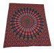Tapestry Double in Mandala Style Wall Hanging tapestery Can be used as bedsheet