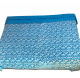 Quilt Double cotton jaipuri razai bedspread blankets with kantha work in blue color